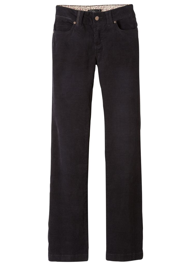 I have these Prana black Crossing Cords in size 2