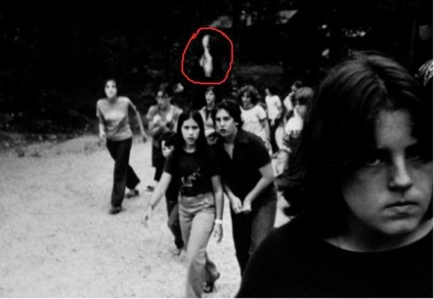 "The ""Slender Man"" myth was started in 2009 on the website Something Awful. It was originally a game to insert creepy monsters into the backgrounds of photos. 