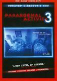 Paranormal Activity 3 [Rated/Unrated] [Inlcudes Digital Copy] [DVD/Blu-ray] [Blu-ray/DVD] [Eng/Fre/Spa] [2011], PARANORMAL ACTIVITY 3 DVD/BD/D