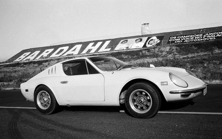 Puma GTE '1973–75