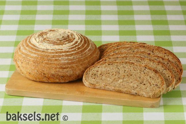   Klassiek alledaags Noors brood