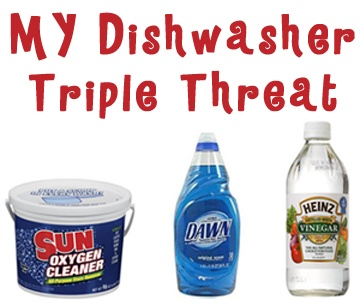 Homemade Dishwasher Soap (Not Detergent): Homemade Cleaning, Dawn Dish Soap, Good Things, Dishwasher Detergent, Homemade Cleaners, White Vinegar, Top Rack, Cleaning Tips, Homemade Dishwasher Soap