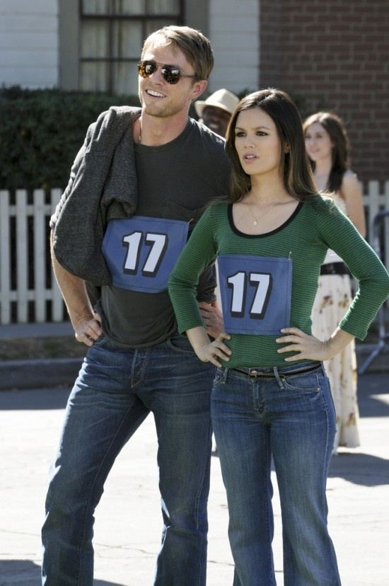 Zoe and Wade are teamed up on tonight's episode of Hart of Dixie. Could that lead to some romance?
