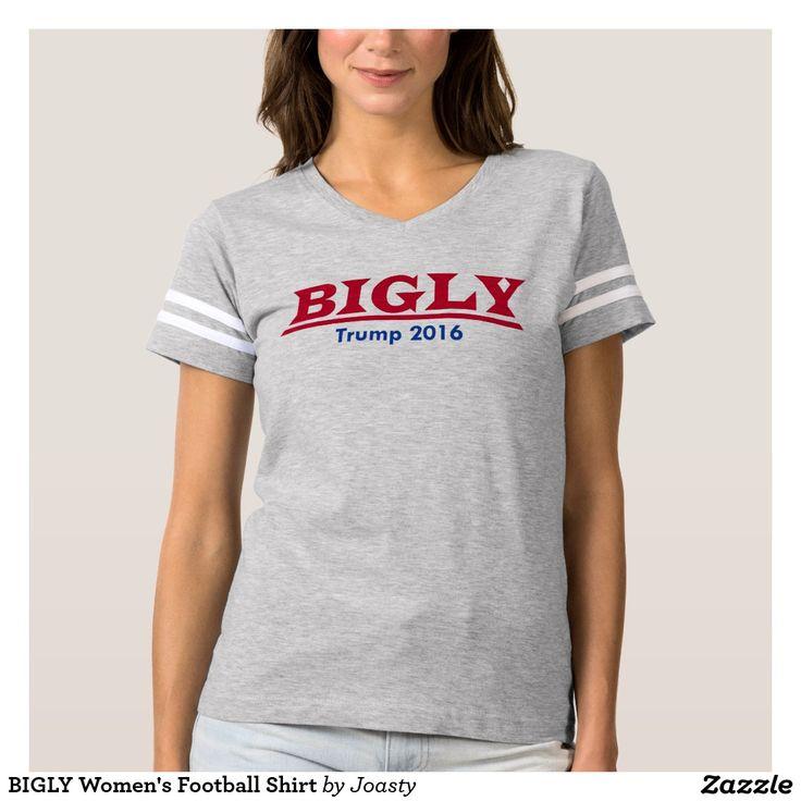 BIGLY Women's Football Shirt