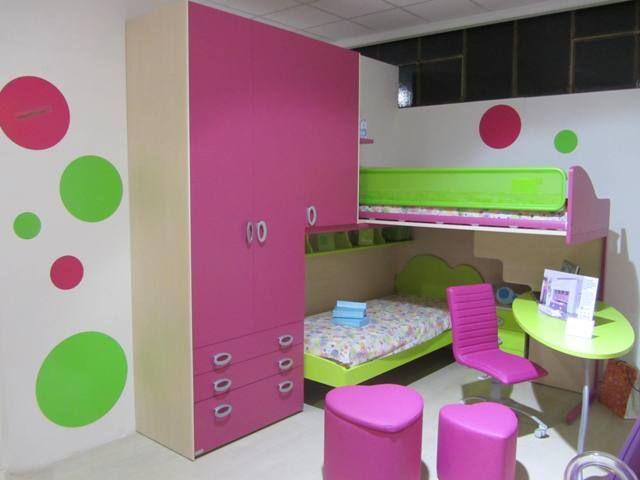 idee su Camere Per Bambini su Pinterest  Girls bedroom, Bambini ...
