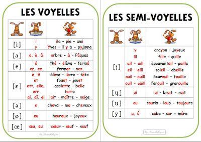 Mamés en francés