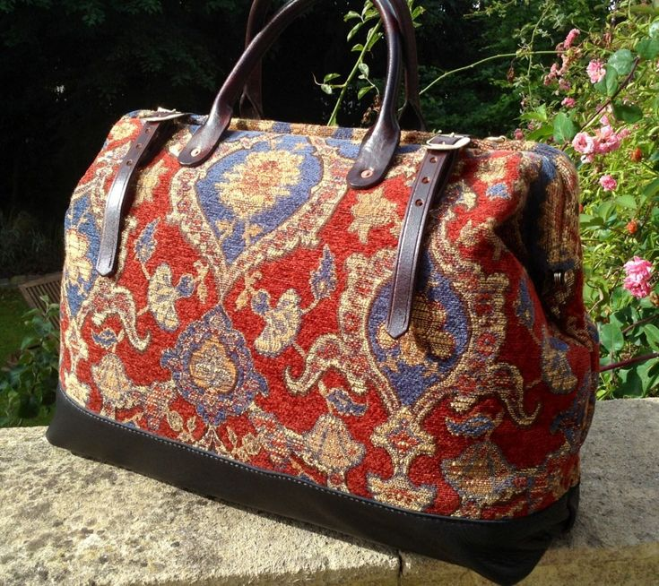 17 Best Images About Carpet Bag On Pinterest Work Bags