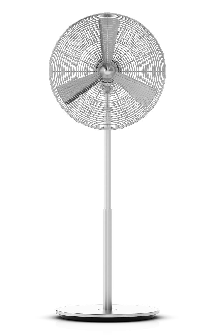 Charly stand the fan by Stadler Form. www.stadlerform.com/charly-stand