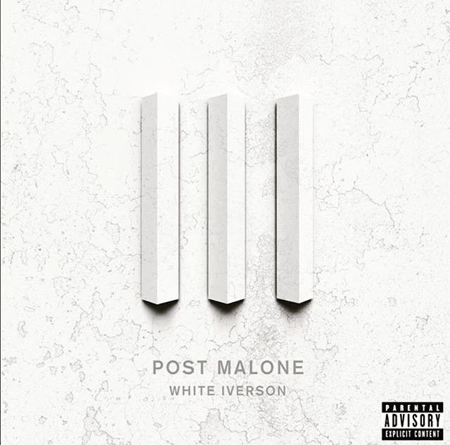 """Post Malone Clean: """"White Iverson"""" (Clean/Dirty) **NEW SMASH"""