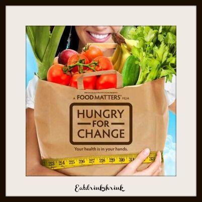 Hungry For Change documentary recap from eatdrinkshrink.com