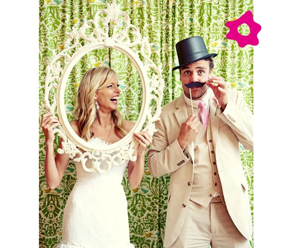 Perfect Day Wedding Planners: DIY: Photocall