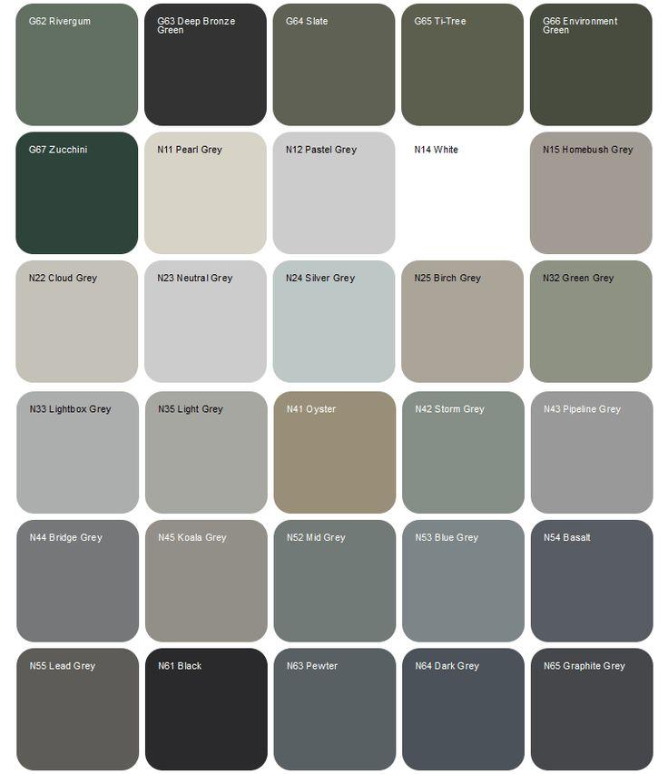 10 Best Images About Colour On Pinterest Names Concrete