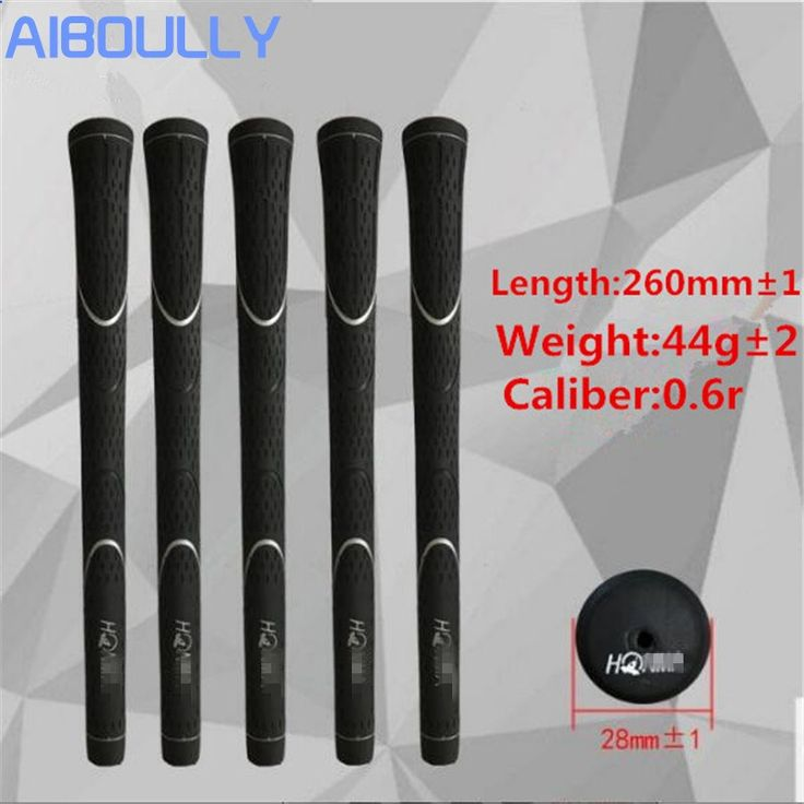 Free Shipping Wholesale C Golf Grips High quality Rubber Golf irons grips 10pcs/lot