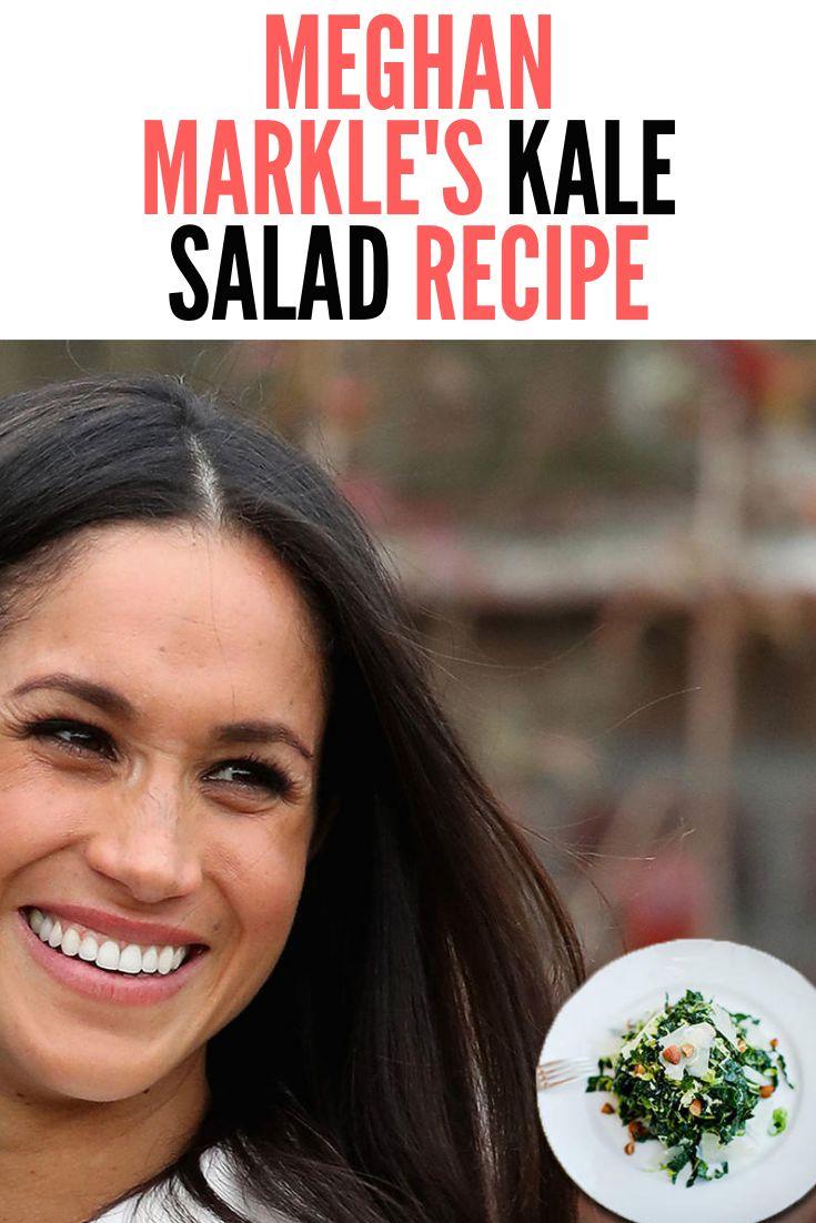 Meghan Markle's Kale Salad Recipe Is Mediterranean Diet-Friendly