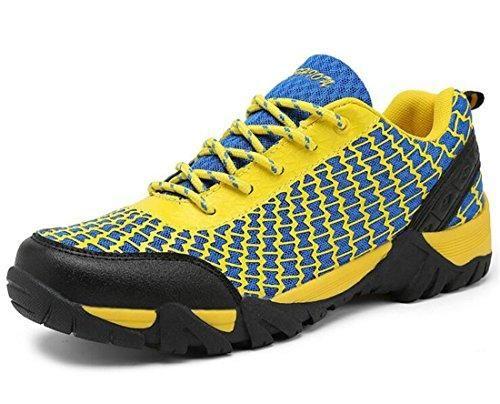 Oferta: 30.99€ Dto: -28%. Comprar Ofertas de Beautiful Luv Hombres Zapatos de ciclismo de escalada al aire libre zapatos senderismo viaje camping, 8UK / 42EU barato. ¡Mira las ofertas!