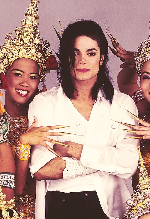 Michael Jackson - Black or White..his best music videos were in the early 90s