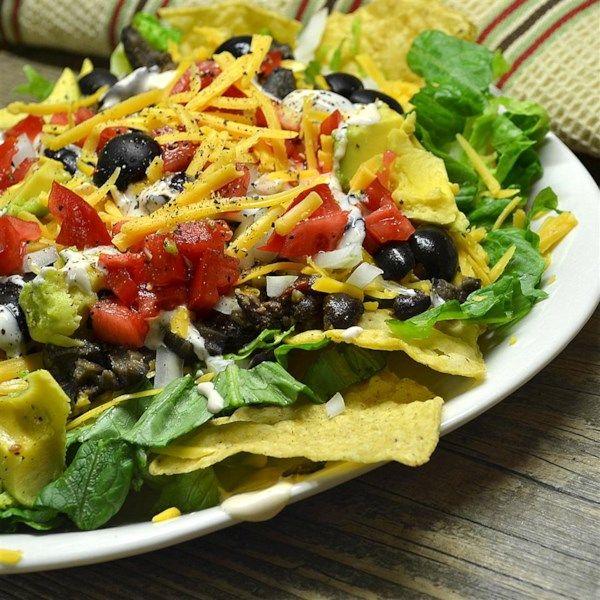 Mexican Bean Salad Allrecipes