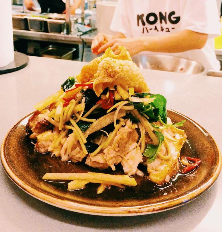 KOnd BBQ Richmond Melbourne. Fantastic food for foodies!