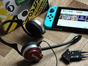 Hardware Review: Hori Empera Hook HDP Splatoon 2 Stereo Headset For Switch