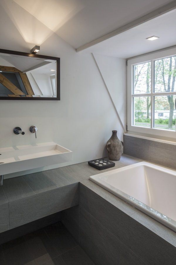 Look at the mirror! Is this the best thing to do with loft shower - sternenhimmel für badezimmer