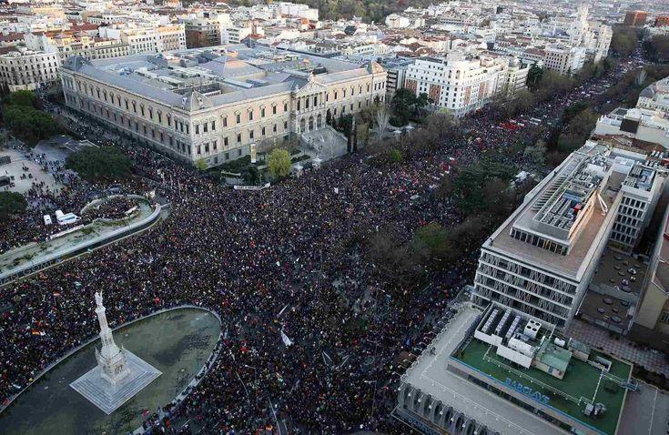 El otoño caliente ante Rajoy: Espejismo o realidad?