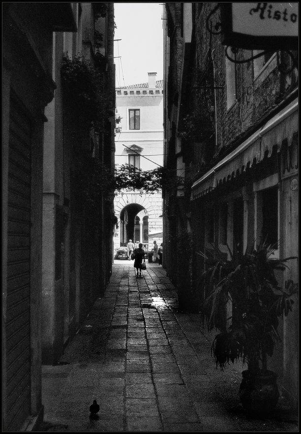 Венеция  - 1993г. Фото - С.О. ))