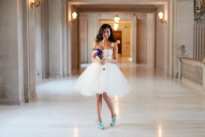 San Francisco City Hall Wedding Gladys Jem Photography