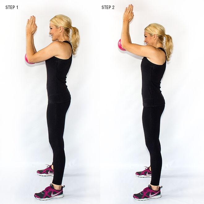To cut the flab from your upper arm area, try adding these 6 exercises to your upper body or total body routine.