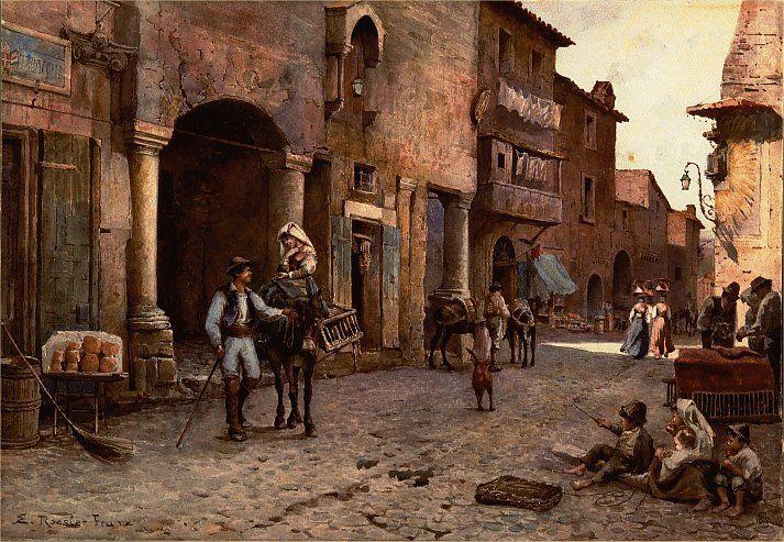 Via del Colonnato