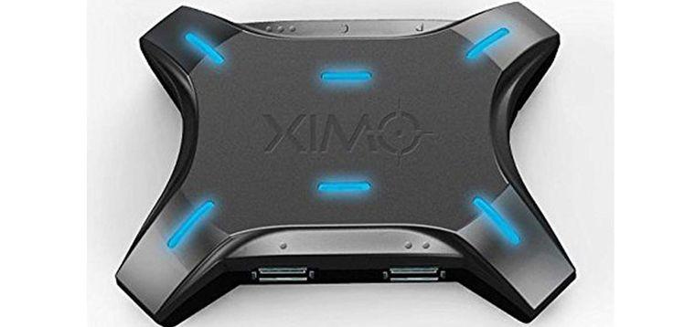XIM4 Jouez sur PS4, XBOX ONE, PS3, et XBOX 360 en utilisant votre clavier et souris