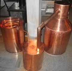 Moonshine Still Thumper | Copper Moonshine Stills and Apple Pie Moonshine Kits