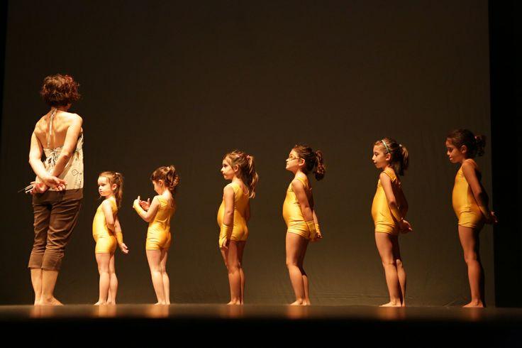 Motus dance babies event
