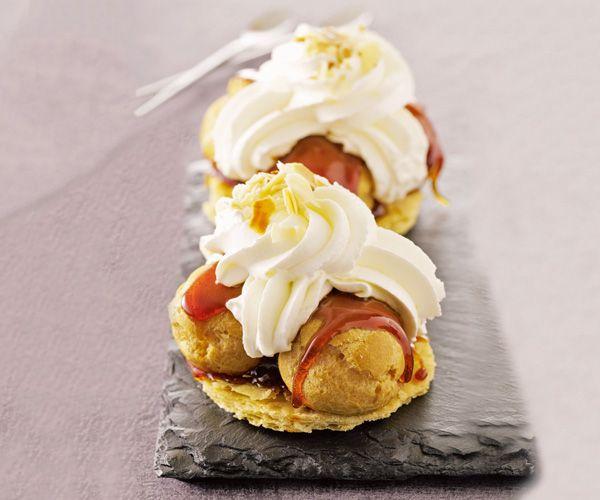 Le #Saint-Honoré est une pâtisserie française très populaire. Préparez ce succulent dessert grâce à notre recette.