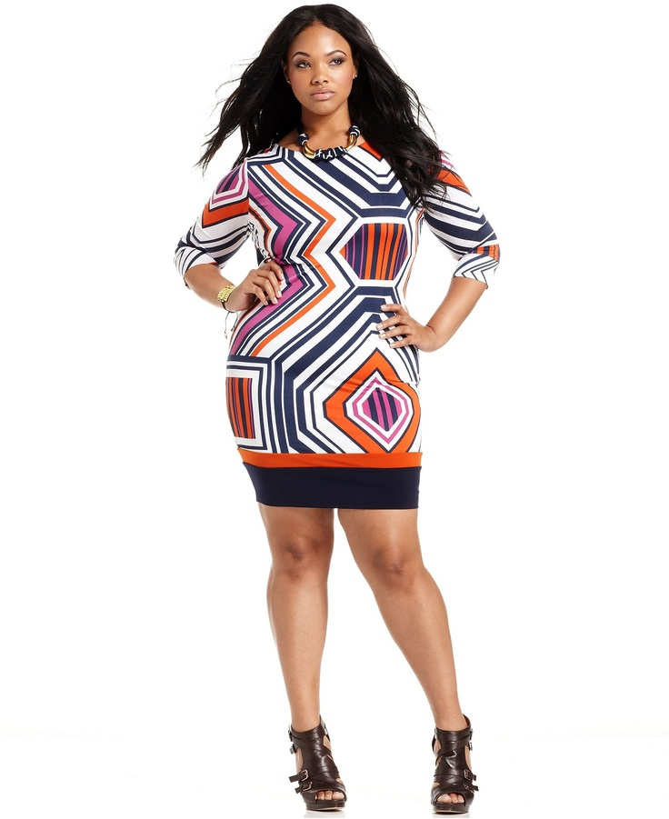 21 Best Dress Plus Size Images On Pinterest My Style Tunic
