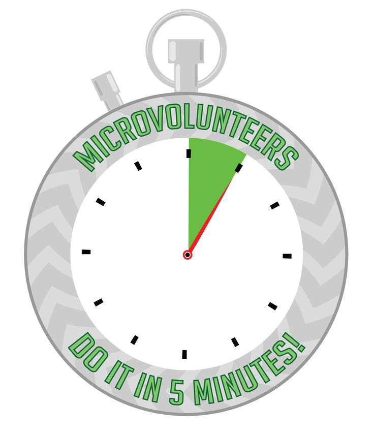 Microvolunteers do it in 5 minutes! More info at helpfromhome.org/