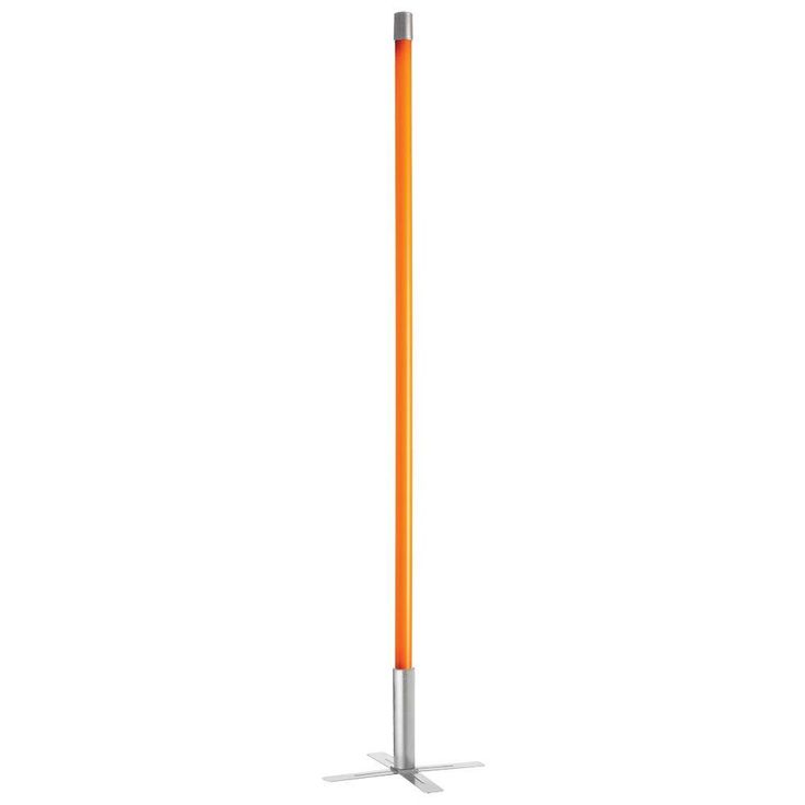 Marvelous Filament Design Catherine in Orange Floor Lamp