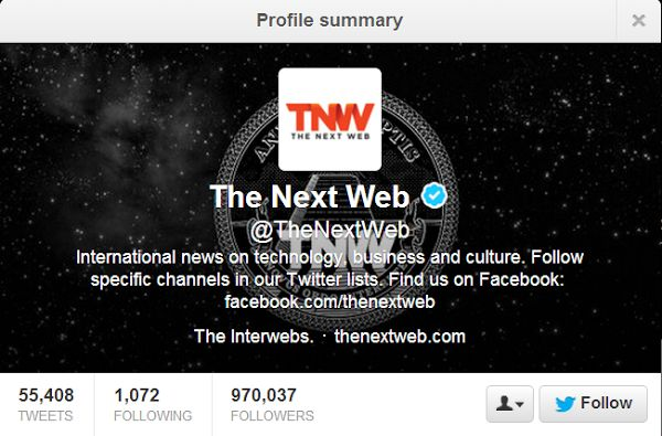 Top 10 People To Follow On Twitter For Technology News and Updates @The Next Web
