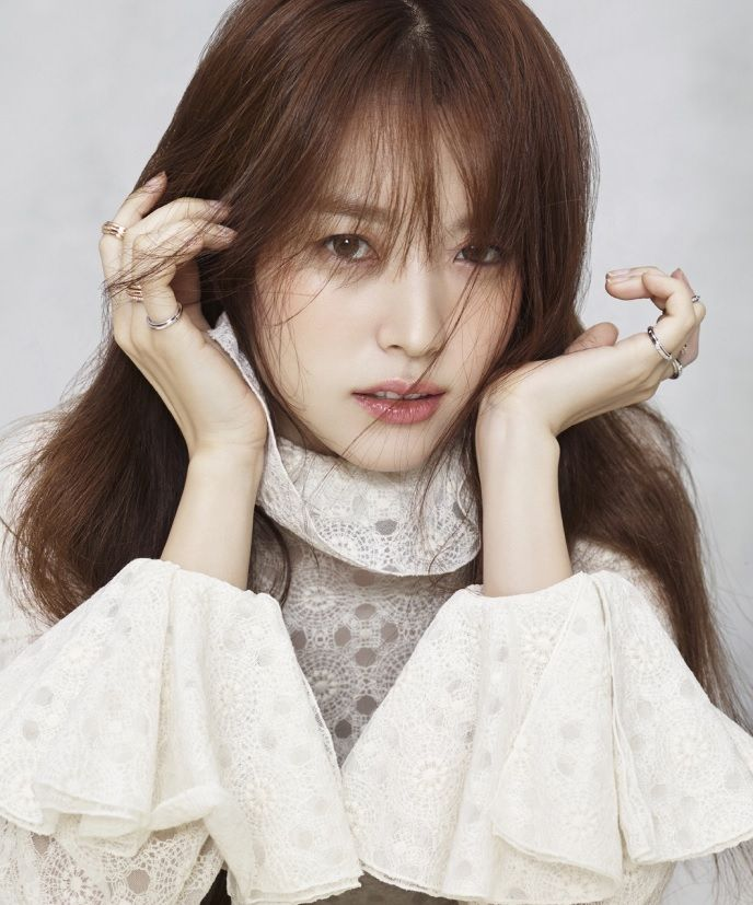 Han Hyo Joo | InStyle August Issue '16