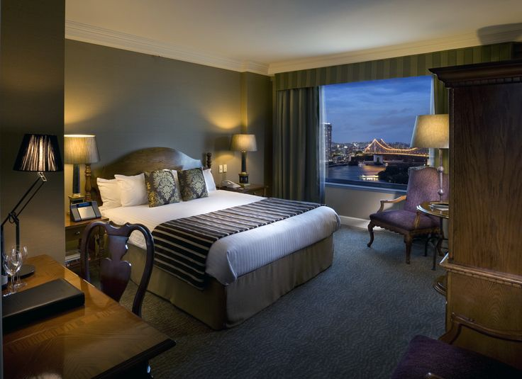 One of our Superior Rooms showing the view