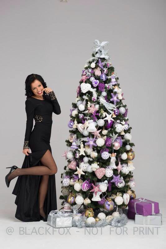 Christmas tree decorating ideas handmade