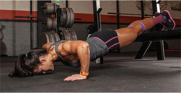 Erin Stern Elite Body 4 Week Daily Fitness Trainer Day 5