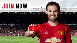 Join Official Membership - Official Manchester United Website