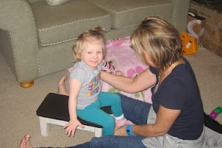 Imagine the symptoms of Autism, Cerebral palsy, Parkinson's, Epilepsy, and Anxiety disorders… ALL IN ONE LITTLE GIRL. Follow the journey of a little girl with Rett Syndrome!