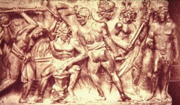 O ελληνικός αποικισμός της Ιρλανδίας ΠΙΣΩ ΑΠΟ ΤΟ ΠΑΡΑΠΕΤΑΣΜΑ