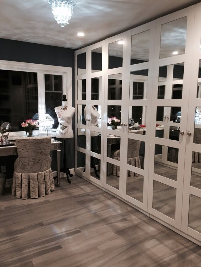 Excellent best dressing room mirror ideas on pinterest for Dressing ikea 3d
