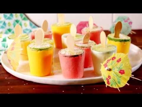 Best Margarita Pops Recipe - How to Make Margarita Pops