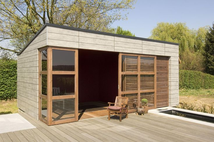 17 best outdoor storage bin images on pinterest backyard for Modern house siding solutions