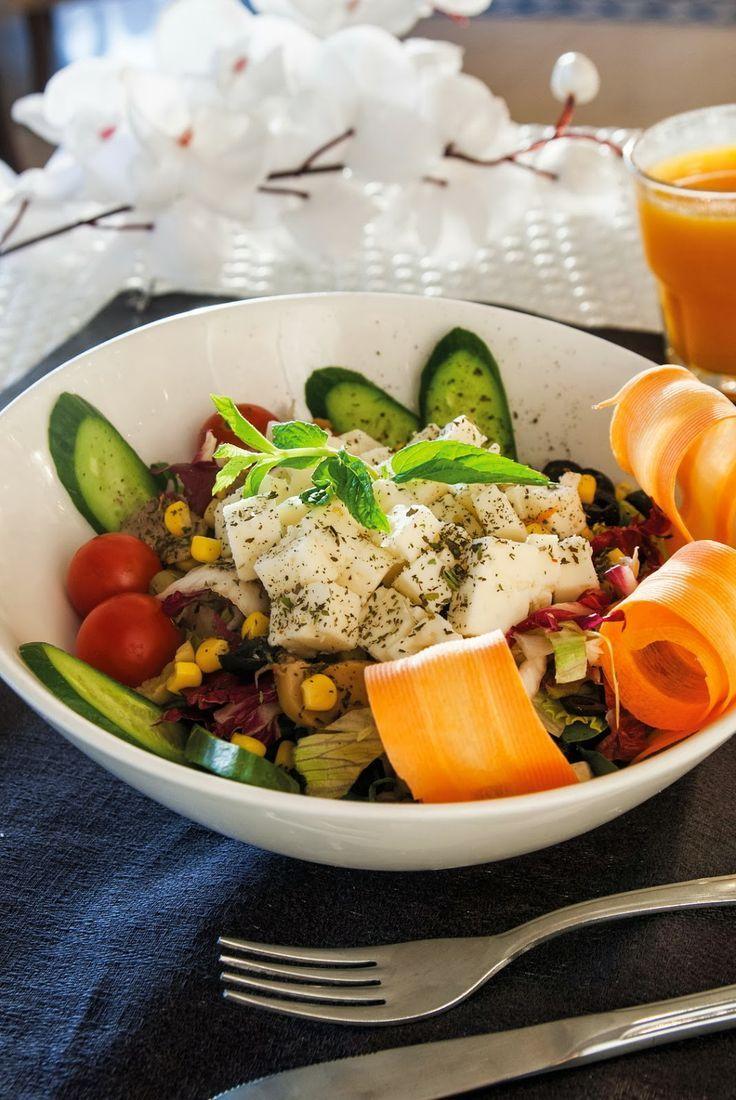#akdenizsalata Lezzetli Akdeniz Salata