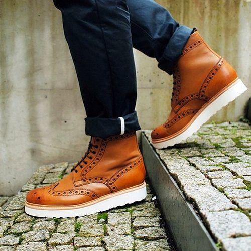 Grenson | Men's Shoes, Women's Shoes, Handmade Shoes, British Shoes, Brogues