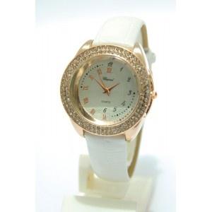 CHOPARD 6686 WHITE + BONUS BOX EXCLUSIVE TALI : KULIT Rp 200.ooo,-